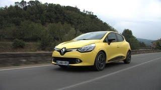 Essai Renault Clio IV - Modèle TCe 90ch 2012