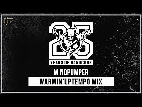 Thunderdome 2017 | Warmin'Uptempo Mix by MindPumper