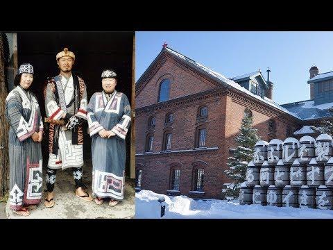 kisah-suku-asli-jepang-dan-museum-bir-tertua-di-sapporo-youtube