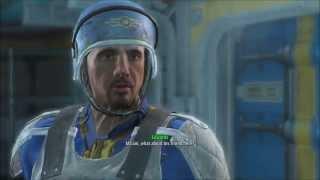 Fallout 4 Vault 81 Entry (no fusion cores)