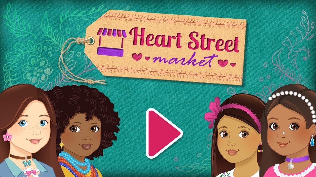 Image result for Heartstreet market game