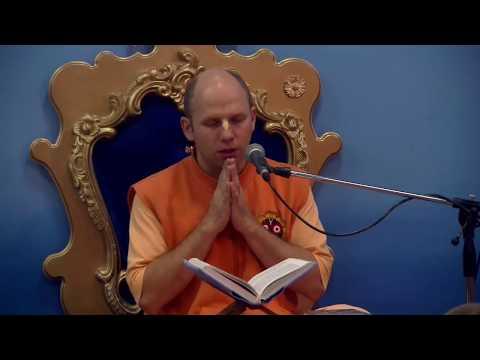 Шримад Бхагаватам 1.14.9 - Пурушоттама Чайтанья прабху
