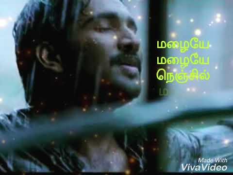 Mazhaiye mazhaiye song lyrics - Eeram - WhatsApp status