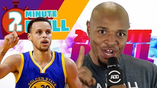 6 Reasons Why Steph Curry is The Best Player in The NBA - 2 Minute Drill ft. Tony Baker