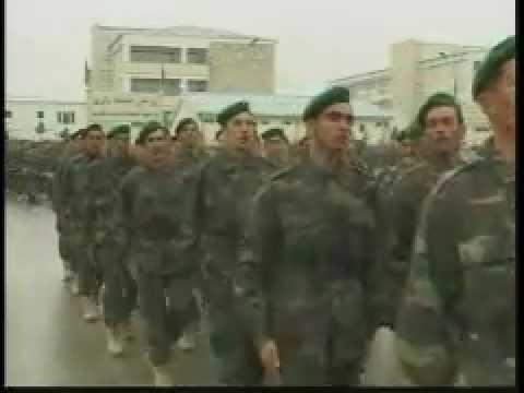 Kabul Military Training Center 100th Kandak Graduation