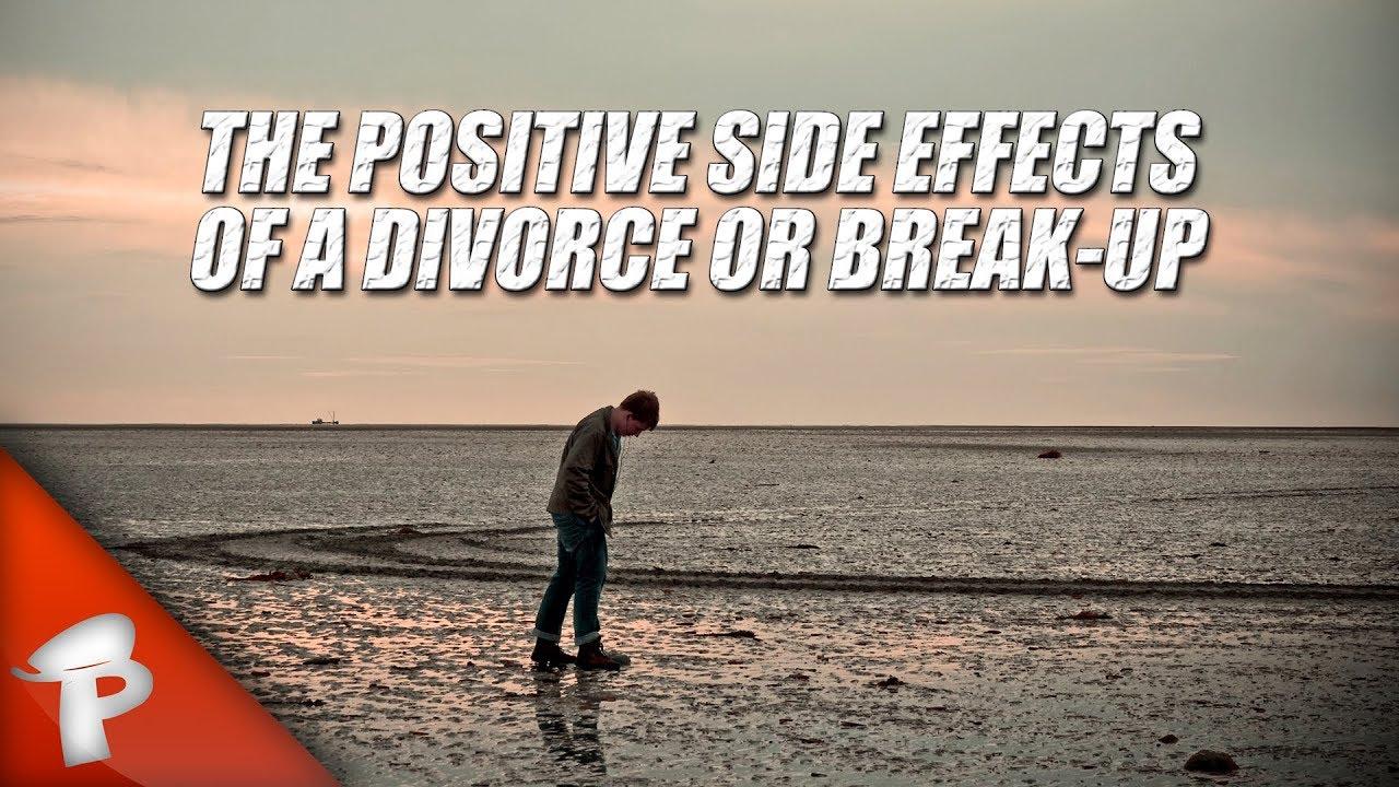 divorce positive side