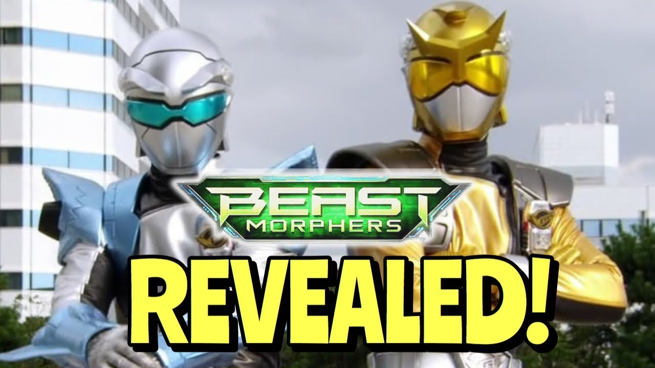 characters for gold and silver rangers confirmed power rangers beast morphers youtube characters for gold and silver rangers confirmed power rangers beast morphers