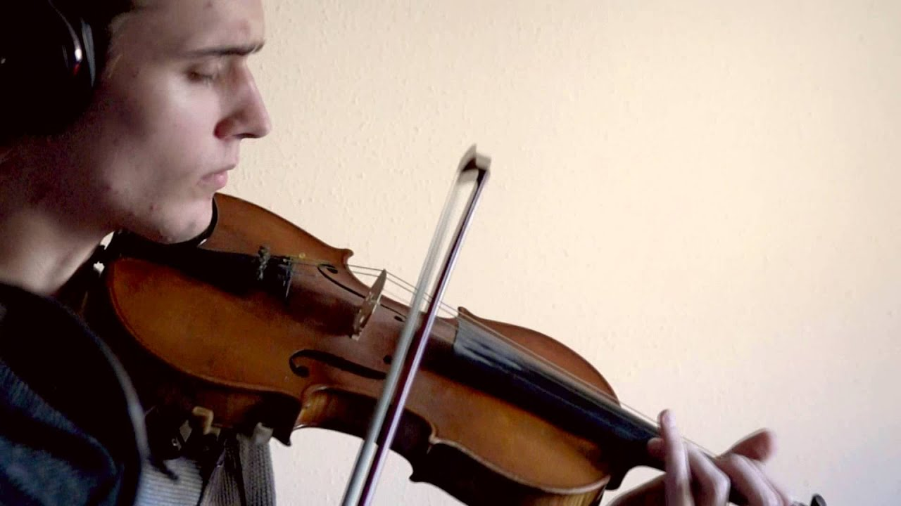 White Christmas (Irving Berlin) - Violin Cover - YouTube