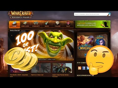 Make Money Selling World Of Warcraft Gold And Selling WoW Account
