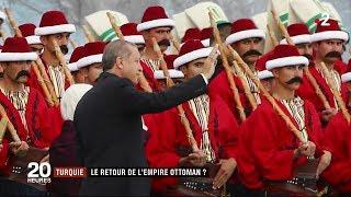 Zapętlaj Turquie : le retour de l'empire Ottoman ? JT du lundi 30 avril 2018 | L\'info à 100%