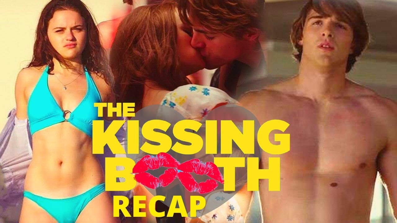 Kissing Booth Explained In Hindi | The Kissing Booth Recap | Watch Before The Kissing Booth 2