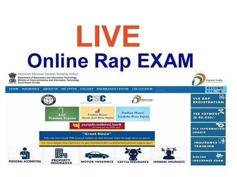 CSC RAP FULL EXAM LIVE  QUESTION & ANSWER   100% PASS