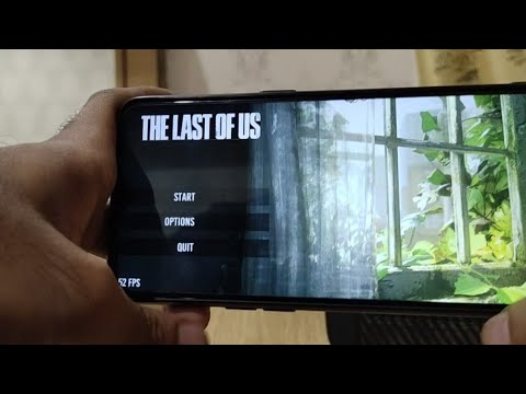 The Last Of Us On Android/iOS With Proof