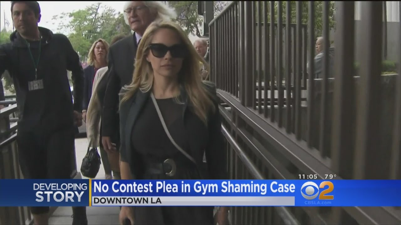 Former Playmate Dani Mathers Gets Probation, Graffiti Cleanup in 'Body Shaming ...