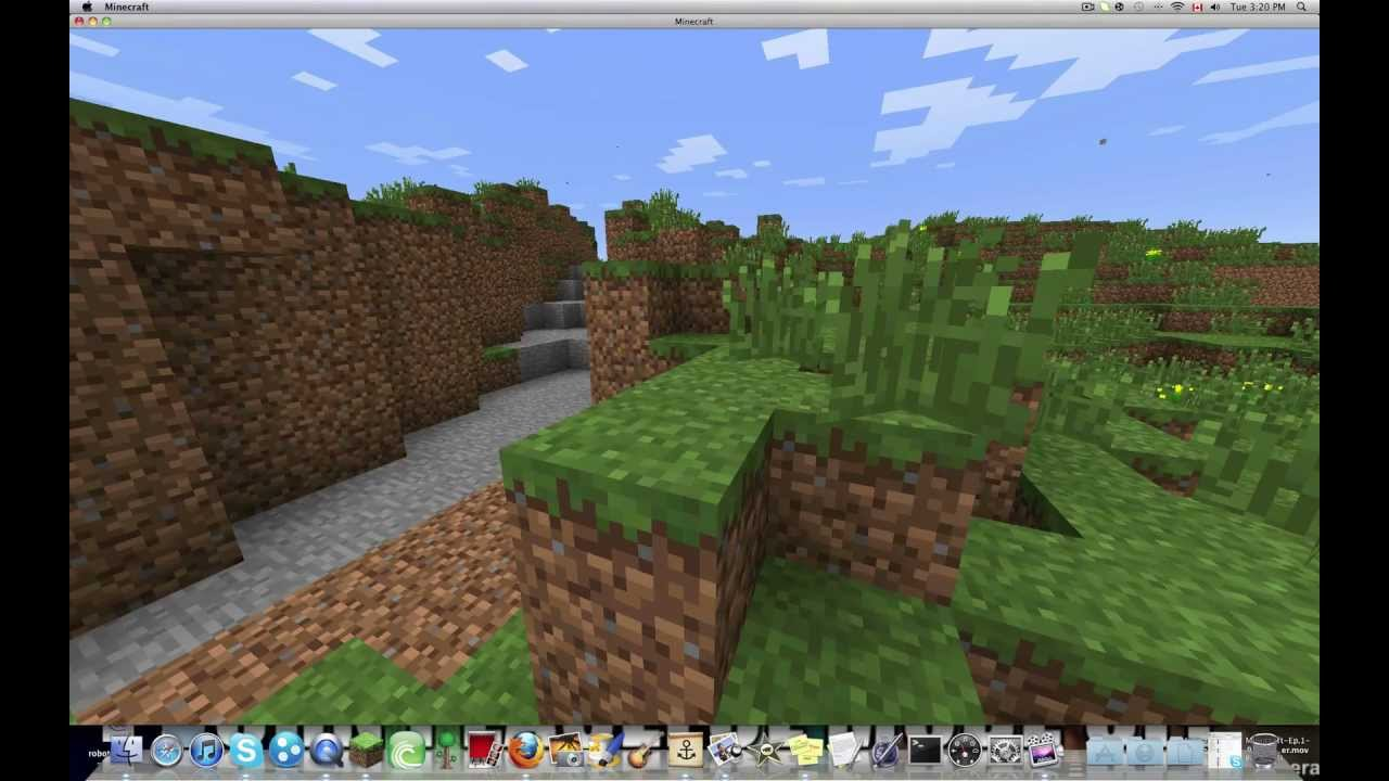 how to get skins on minecraft sp mac