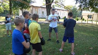Новый сезон отделения бокса СДЮШОР №2