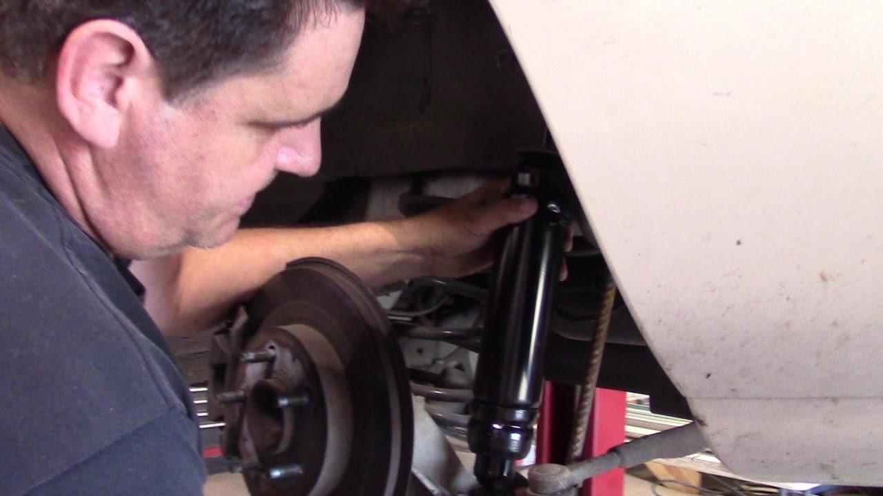 2000 buick lesabre rear level ride shock replacement [ 1280 x 720 Pixel ]