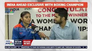 Women's World Boxing Championships: Silver medalist Manju Rani speaks to India Ahead