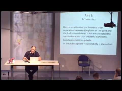 Luigino Bruni: Vulnerability in economics and business