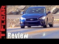 2017 Infiniti Q50 Review: Really? Infiniti's Best Seller is a Sedan!