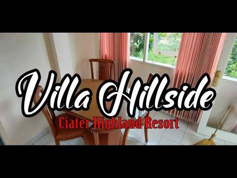 1#-review-villa-hillside---ciater-highland-resort