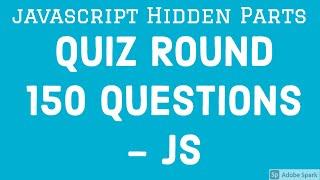 Javascript Quick Objective Questions Quiz #08
