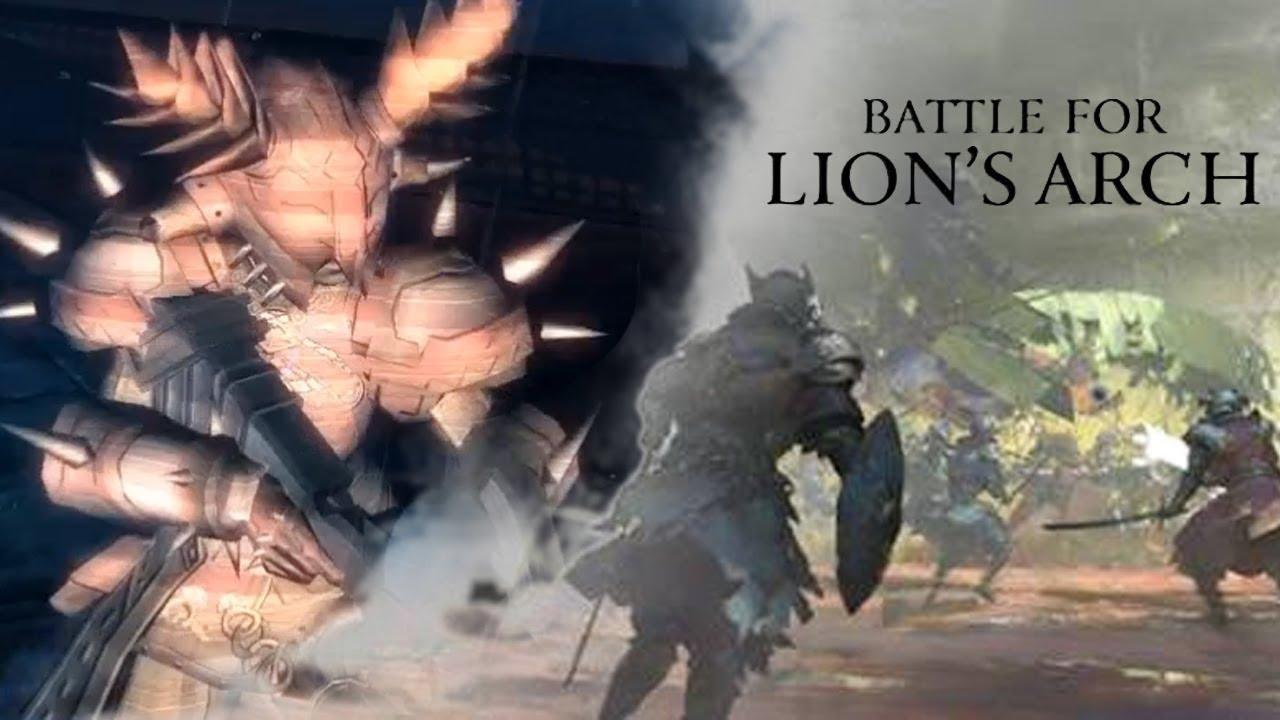 Guild Wars 2 - point of no return cutscenes **spoiler
