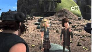 DreamWorks Dragons: Defenders of Berk - A Tale of Two Dragons (Preview) Clip 1
