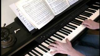 How Gentle Is The Rain - Lovers Concerto - Piano
