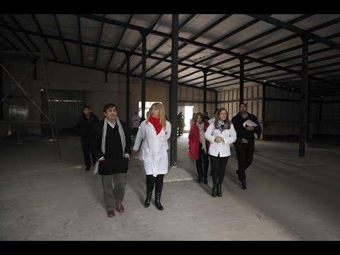 Proyectan la construcción de nuevos espacios académicos en el Hospital Padilla