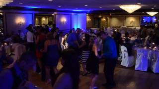 NJ Latin Wedding DJ Video Log Ultrafonk Entertainment at The Mayfair Farms