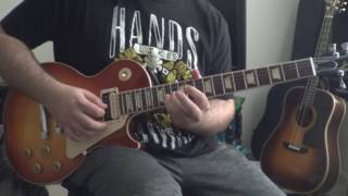Alone - Bullet for my Valentine :: Guitar Cover HD