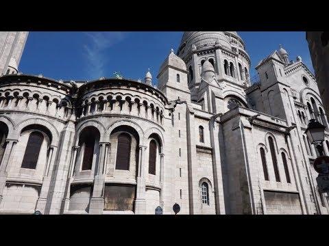 Paris Vlog 3: Panthéon, Montmartre, Sacré Cœur