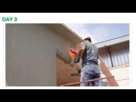 Mali Bamako solar house installation