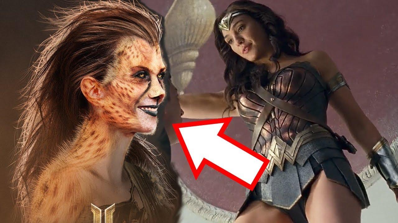Wonder Woman 2 Plot Details - Steve Trevor Return and Cheetah Villain  Casting