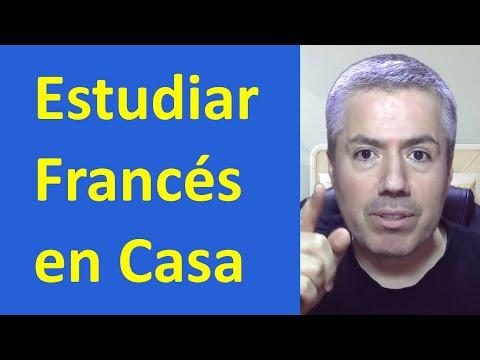 Cómo Practicar Francés En Casa / Estudiar Francés