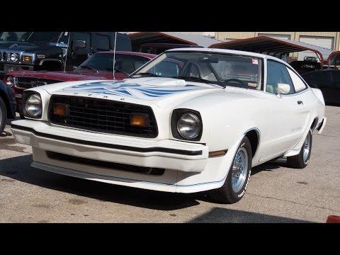 1978 Ford Mustang II King Cobra 4 Speed | Full Tour, Start Up, & Test Drive