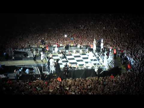 Take That - Kidz - Robbie Williams - Rudebox - Wembley Stadium - 08/07/2011