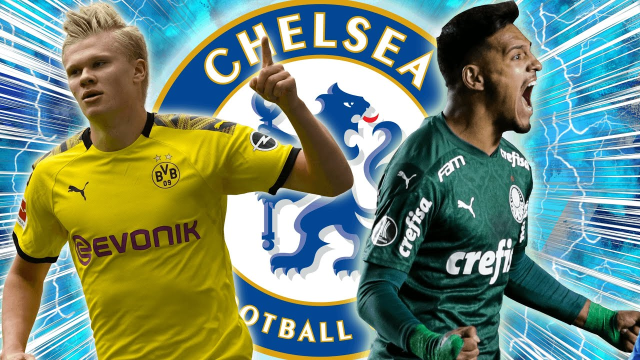 Download Chelsea News Today   BRAZILIAN WONDERKID ADDITION?! PROMISE TO MAKE HAALAND BID ON ONE CONDITION!?!