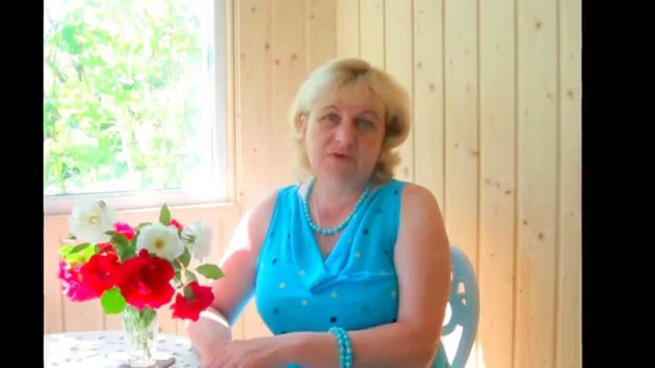 Марина цветы вязание видео