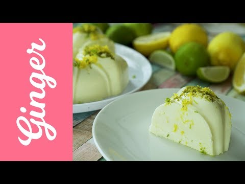 Lemon & Lime Pudding | QUICK AND EASY DESSERT
