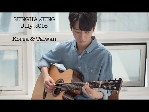 Sungha Jung speaks about his July stages!