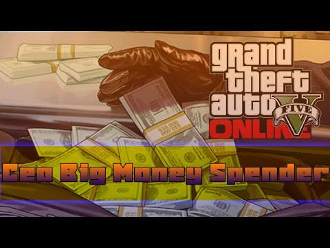 GTA Online Ceo Big Money Spender