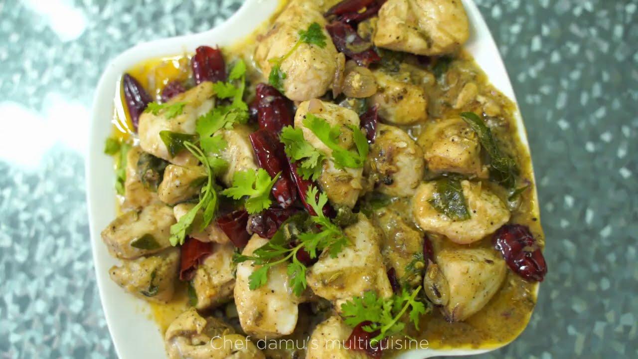 Spicy Mallur Chicken