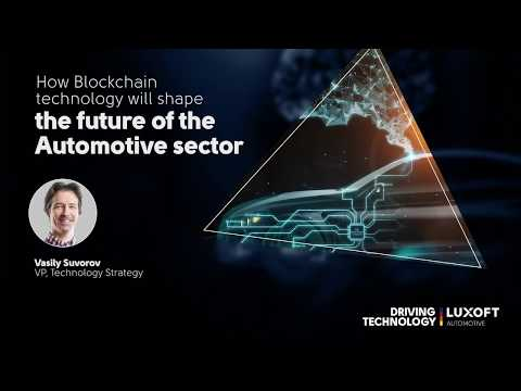 How Blockchain Will shape the Future of the Automotive Sector
