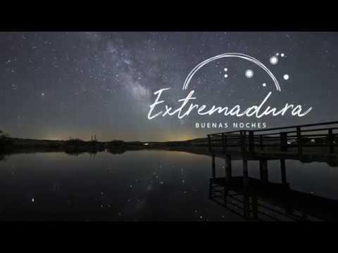 Extremadura buenas noches - #ExtremaduraEnFitur