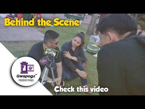 BEHIND THE SCENE GWAPOGZ Productions | Deso Channel PH