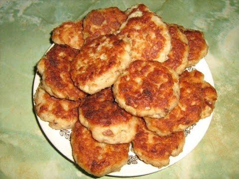 Вкусные котлеты без хлеба рецепты