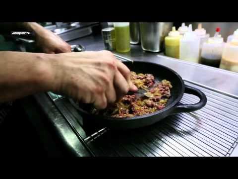 Receta nachos en Horno de Carbón Josper / Nachos - Charcoal grill - Josper