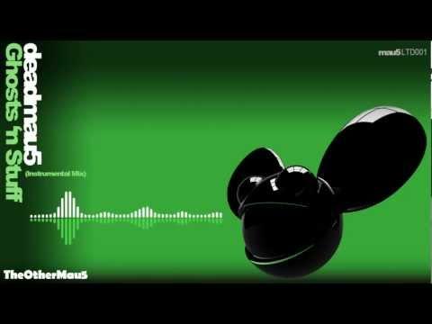 Deadmau5 - Ghosts 'n Stuff [Instrumental Mix] (1080p)    HD